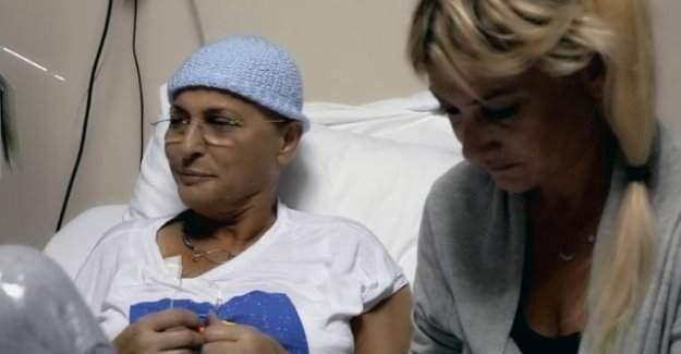 Naşide Göktürk hastaneye kaldırıldı, işte Naşide Göktürk'ün son hali