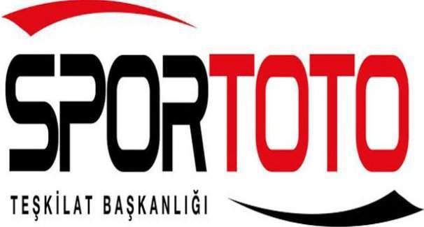 Spor Toto'dan spora büyük destek