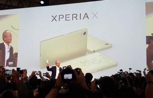 Ve Sony'de Xperia ailesinin üç yeni telefonunu tanıttı: Xperia X, Xperia Performance ve Xperia XA!(1/3)