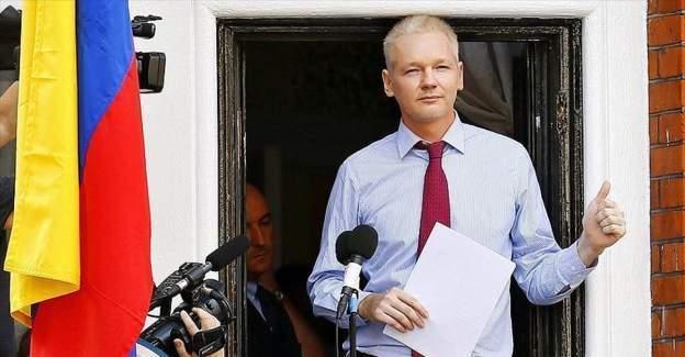 Wikileaks'in kurucusu Assange: BM aleyhte bir karar verirse teslim olacağım