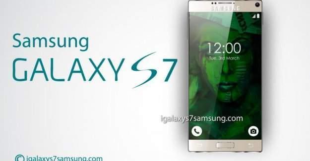 Samsung Galaxy S7 ve S7 Edge 3D ve 4K seçenekleriyle tanıtıldı
