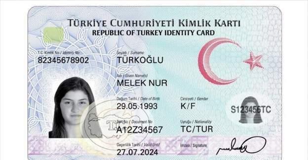 Yeni kimlik kartlarının dağıtımı 14 Mart'ta başlıyor
