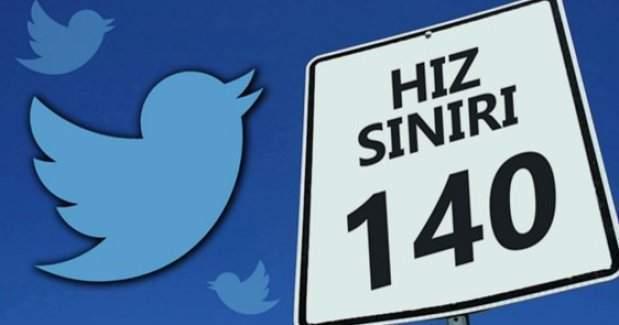140 karakterli sisteme sahip Twitter'dan bomba!