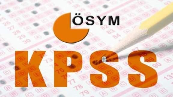 2016 KPSS başvuruları ne zaman bitecek? 2016 KPSS soru dağılımı!