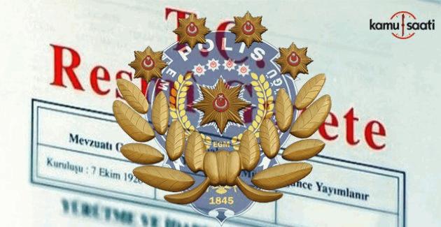 Emniyet'te 4 yeni şube müdürlüğü kuruldu