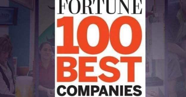 Fortune's: Google.com en iyi iş veren şirket