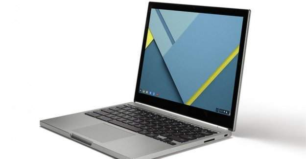 Google'dan  16 GB RAM'li Chromebook!