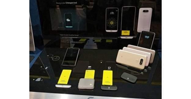 LG G5'in Snapdragon 652 modelinin geleceği açıklandı
