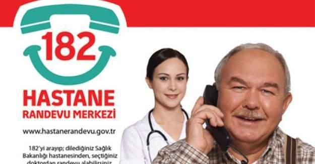 MHRS randevu ile online hastane randevu nasıl alınır? MHRS randevu alma nasıl yapılır? 182 ile hastaneden nasıl randevu alınır?