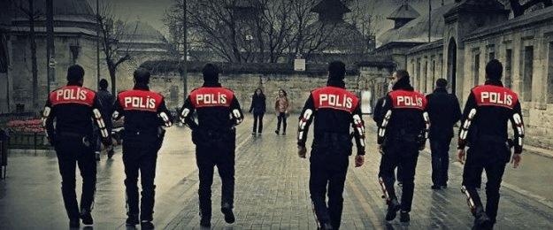 Sokaklar polise zimmetlenecek