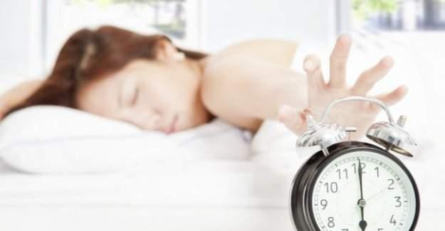 Uyku apnesi sağlık sorunlarına sebebiyet veriyor!