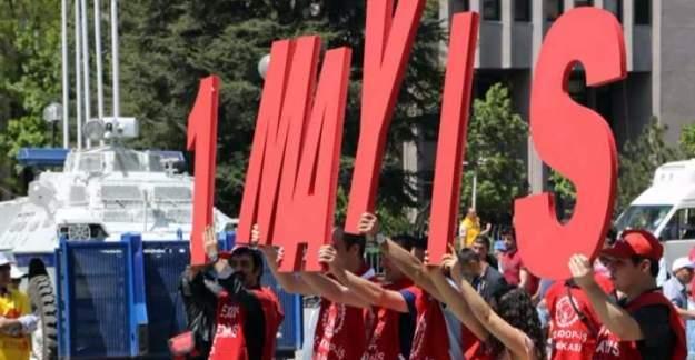 Ankara Valiliği, 1 Mayıs'ın kutlanacağı yeri açıkladı