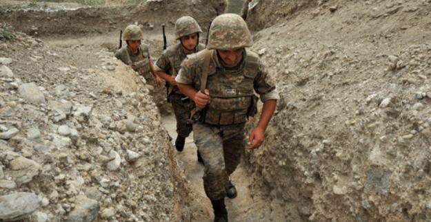 Azerbaycan ve Ermenistan çatışmasına tepki