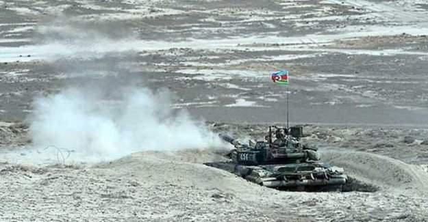 Azerbaycan 70 Ermeni askerini öldürdü