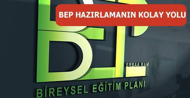 BEP uygulaması ile Bireysel Eğitim Planı (BEP) hazırlamak artık daha kolay