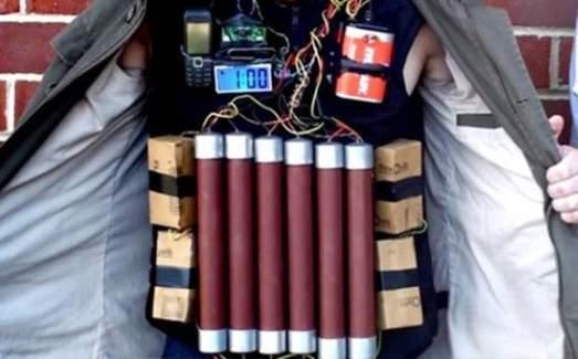 Canlı bomba avcısı Türkiye'de!