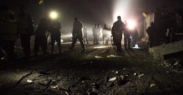 Hindistan'da patlama: 100 ölü 350 yaralı