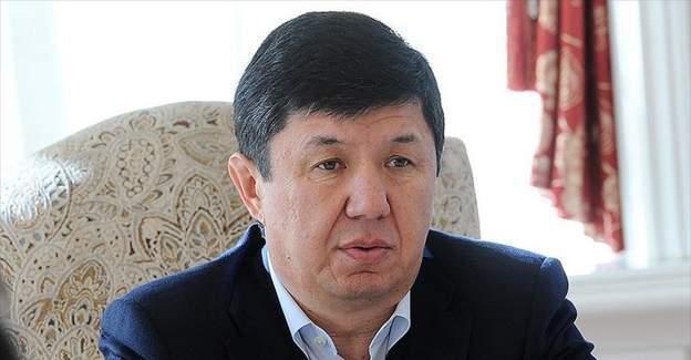 Kırgızistan Başbakanı Sariyev istifa etti