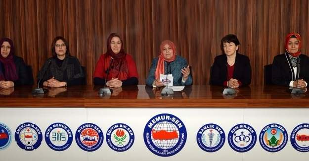 Memur-Sen Kadınlar Komisyonu Başkanı Habibe Öçal'dan Kemal Kılıçdaroğlu'na kınama