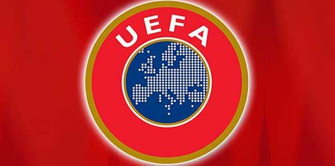 UEFA Binasına Baskın Yapıldı
