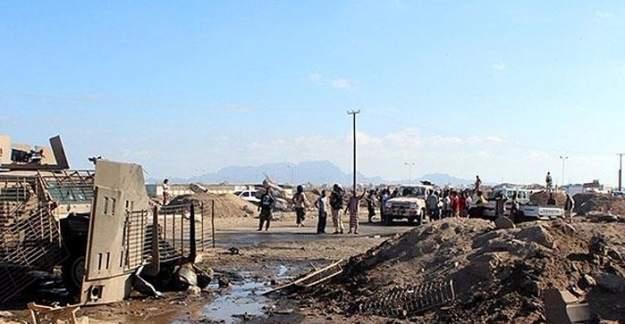 Askeri karargaha ihtihar saldırısı: 25 ölü, 60 yaralı