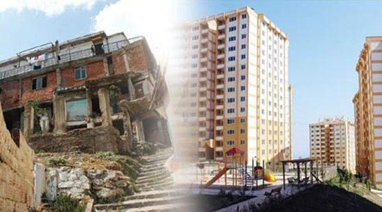 """Bursa'da """"Anahtar Teslim Kentsel Dönüşüm Projesi"""""""