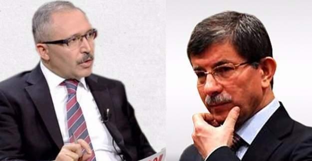 """Davutoğlu'ndan, """"istifa edecek misiniz?"""" sorusuna cevap!"""