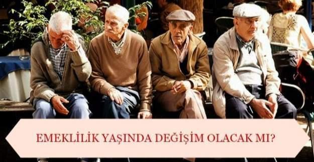 Emeklilik yaşının değişimi için Bakan Soylu'dan açıklama