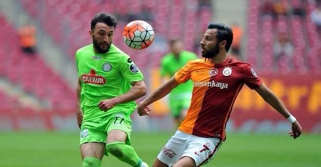 Galatasaray Çaykur Rizespor Türkiye Kupası sahaya çıkacak 11'ler