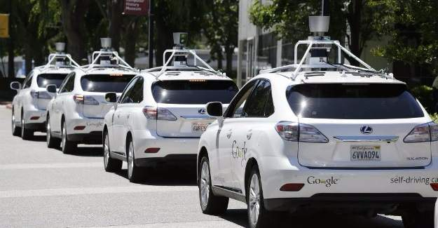 Google tek bir şartla 10 bin TL maaşlı şoför arıyor