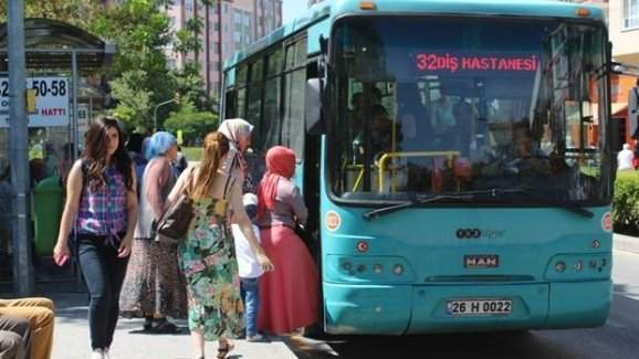 Kadınlara özel ulaşım projesi