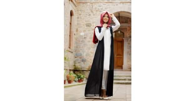 Kaliteli Tesettür Elbise Markası Pınar Şems