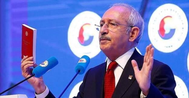 Kılıçdaroğlu: Başkanlık sistemini kan dökmeden gerçekleştiremezsiniz