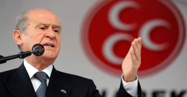 Devlet Bahçeli MHP kurultay tarihini açıkladı