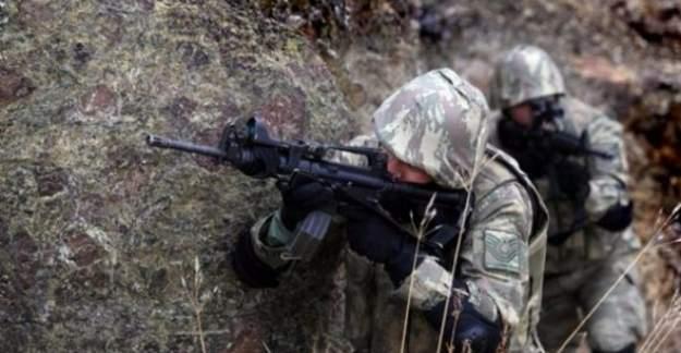 Muş, Varto'da askeri çatışma sürüyor: 2 yaralı