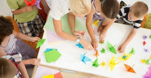 Origamiyle çocuklarınızın yeteneklerini geliştirin