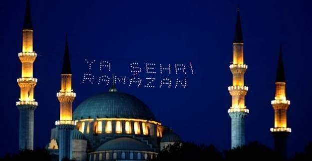 Ramazan ne zaman başlıyor? 2016 Ankara, İstanbul sahur ve imsak vakitleri