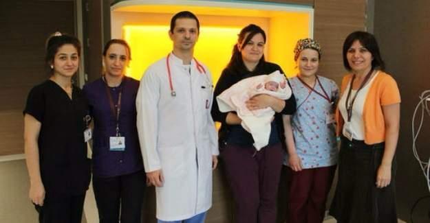 Sağlık Bakanlığı, Miray bebek için seferber oldu