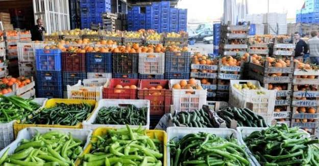 Sebze ve meyvede hedef pazar Ortadoğu