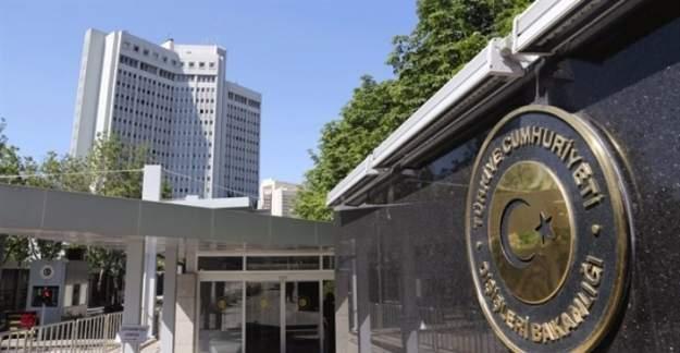 Türkiye, Büyükelçisini geri çağırarak tepki gösterdi!