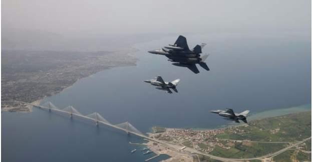 Yolcu uçağındaki pilot uyuyakaldı, F-16'lar havalandı