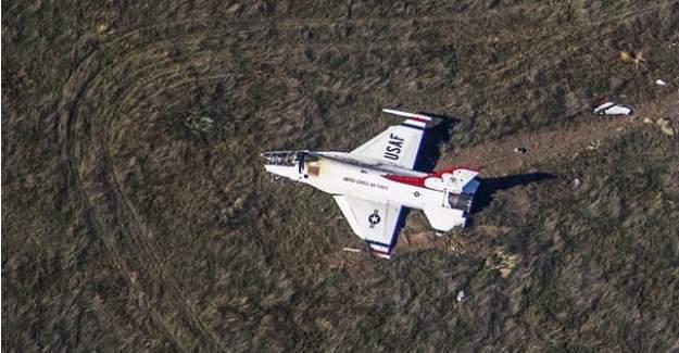 ABD'nin savaş uçakları art arda yere çakıldı