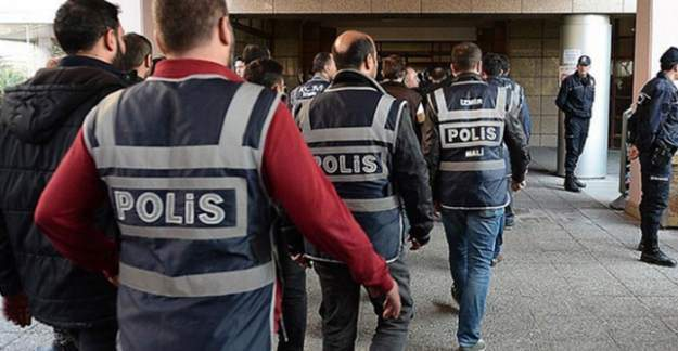 Adana merkezli 12 ilde FETÖ operasyonu: 59 Gözaltı