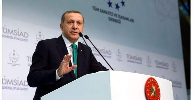 Cumhurbaşkanı Erdoğan'dan 'Trump Towers' çağrısı