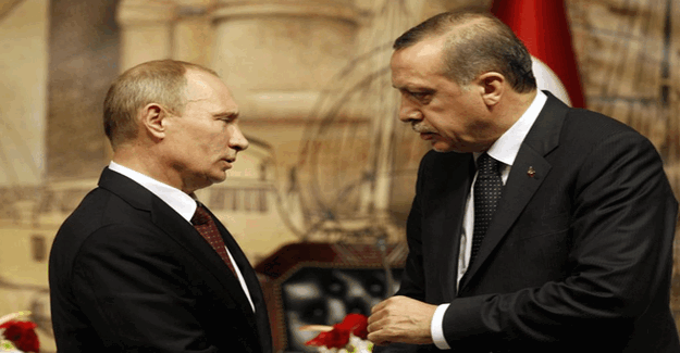 Cumhurbaşkanı Erdoğan ve Putin telefonla görüştü