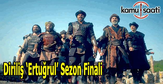 Diriliş Ertuğrul Sezon Finali, 61. Bölüm izle