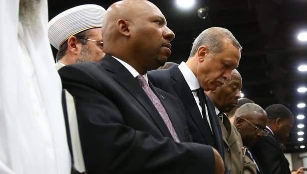 Erdoğan 'Muhammed Ali' için bir makale yazdı