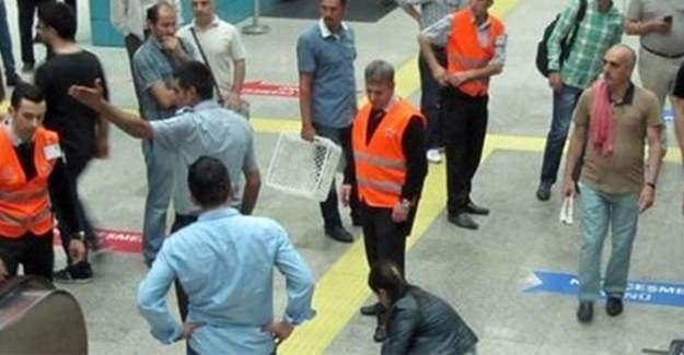 İstanbul metrosunda bomba alarmı