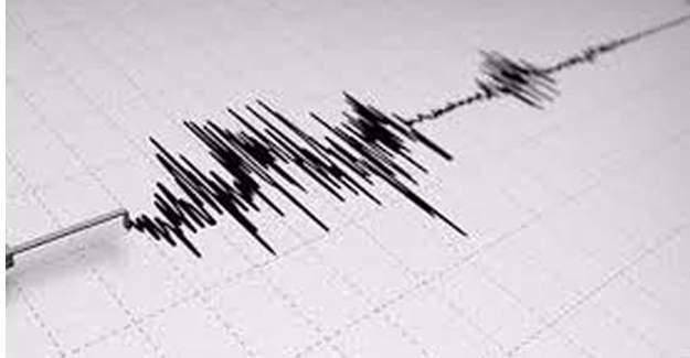 Marmara denizinde deprem! İstanbul da hisssetti