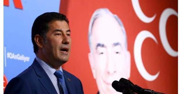 MHP'li Sinan Oğan ile ilgili yargıtay kararını verdi
